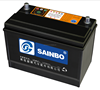 China Battery Manufacturer 12v Lead Acid Car Battery , Storage Battery for Car DIN80 80AH