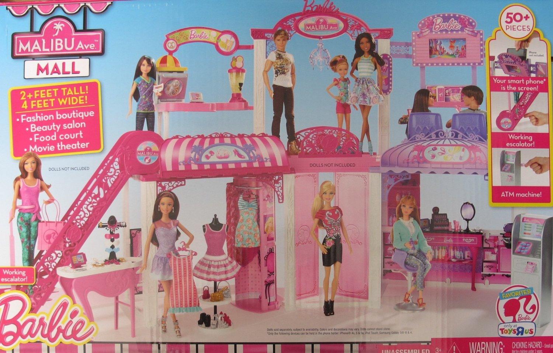 Barbie fashion show shopping mall games 8
