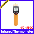 Temperature gun non-contact infrared thermometer digital laser ir infrared thermometer