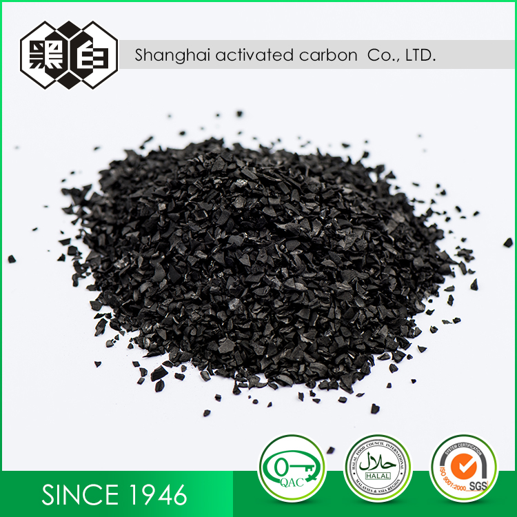 Coconut Shell In Granular Activated Carbon For Home Decoration