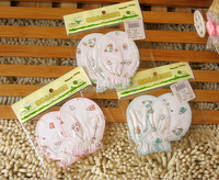 Wholesale Infant Baby Protective Cotton Gloves