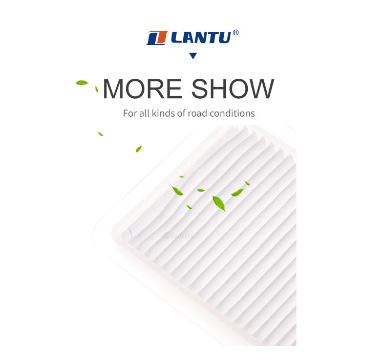2019 cheaper air filter for cars MS-6321 from Lantu