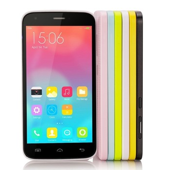 Original Doogee VALENCIA 2 Y100 Mobile Phone 5.0inch Dual SIM card MTK6592 Octa Core 1G RAM 8G ROM 13.0MP 8.0MP Camera Cellphone