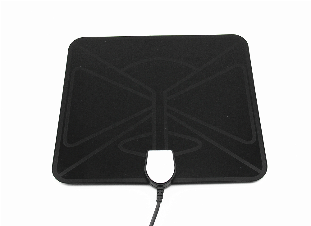 High Gain view HD Digital TV Antenna Indoor Portable Television Antennas for DVB-T/DVB-T2 DAB Radio Aerial