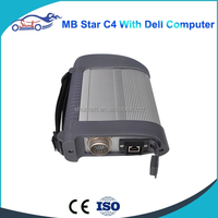 MB SD Compact 4 Star C4 Diagnosis 2015.07 With Dell 630 Laptop
