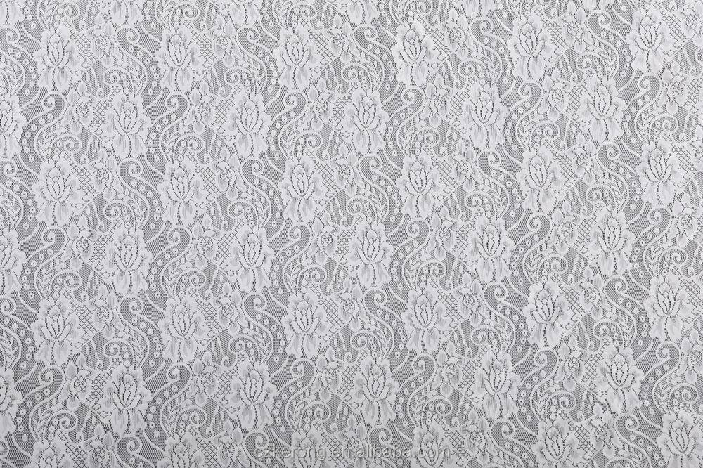 latest dress designs african guipure lace fabric fashion high quality white lace 100 polyester rhinestones fabric Z120505