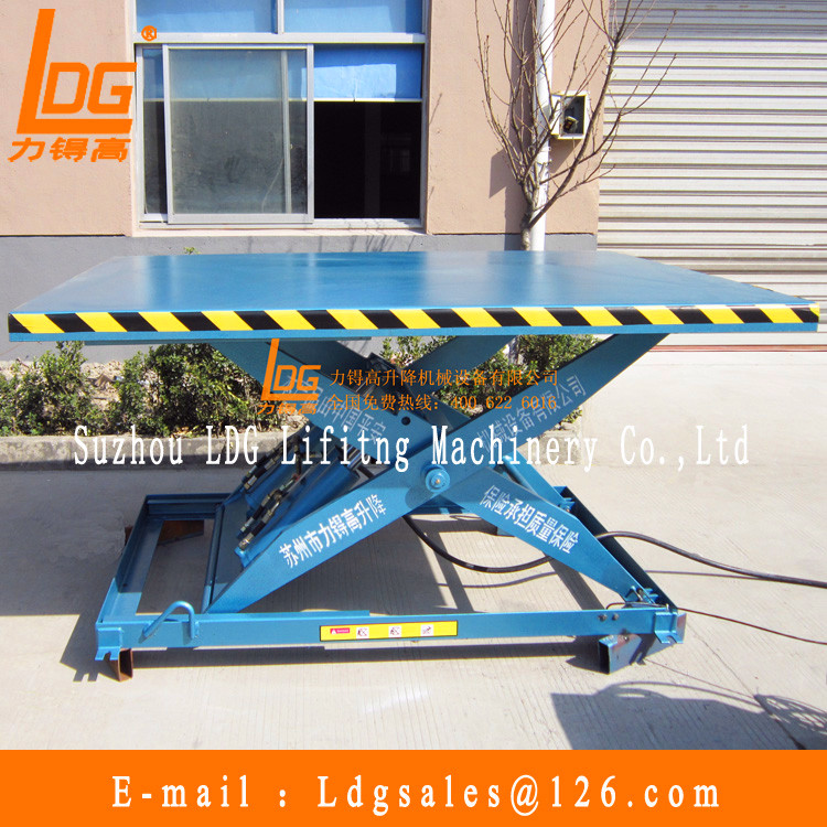 Stationary hydraulic lifts with SJG2.65-1