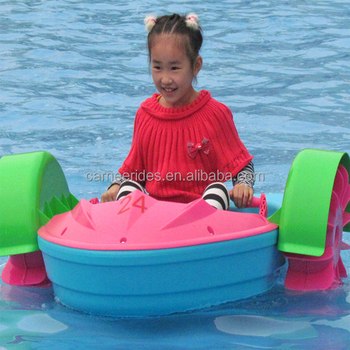 Cheap Price Park Water Equipment Kids Hand Paddle Boat Swimming Pool Fun Games