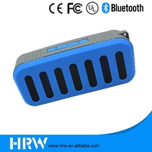 2017 New Style Bluetooth Intex Speakers Wholesale Cheap Prices with Mic HRW-SM018