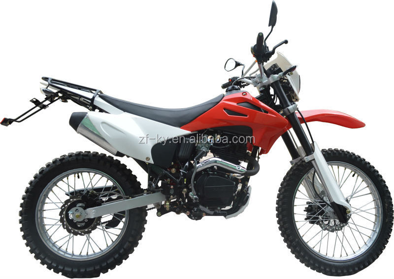 250CC off-road motorbike