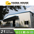 Small steel frame modular warehouse building to nepal