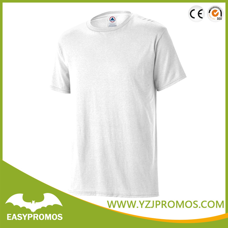 Election Sublimation White T-shirt for Men