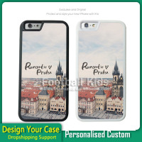 Hot Sale Good Price Custom Rubber Phone Case for iPhone 6 Dropshipping Support