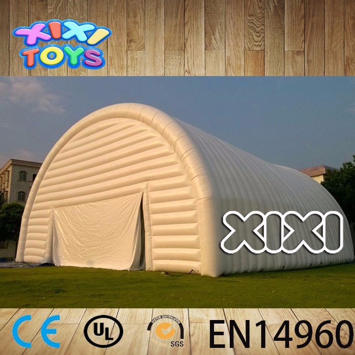 Huge Inflatable Party Tent With Big Entrance