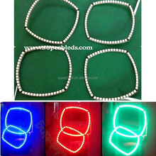 High Color Quality 140MM LED Halo Angel Eye Rings for Charger