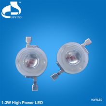 most popular products 3w red 625nm high power led for grow light