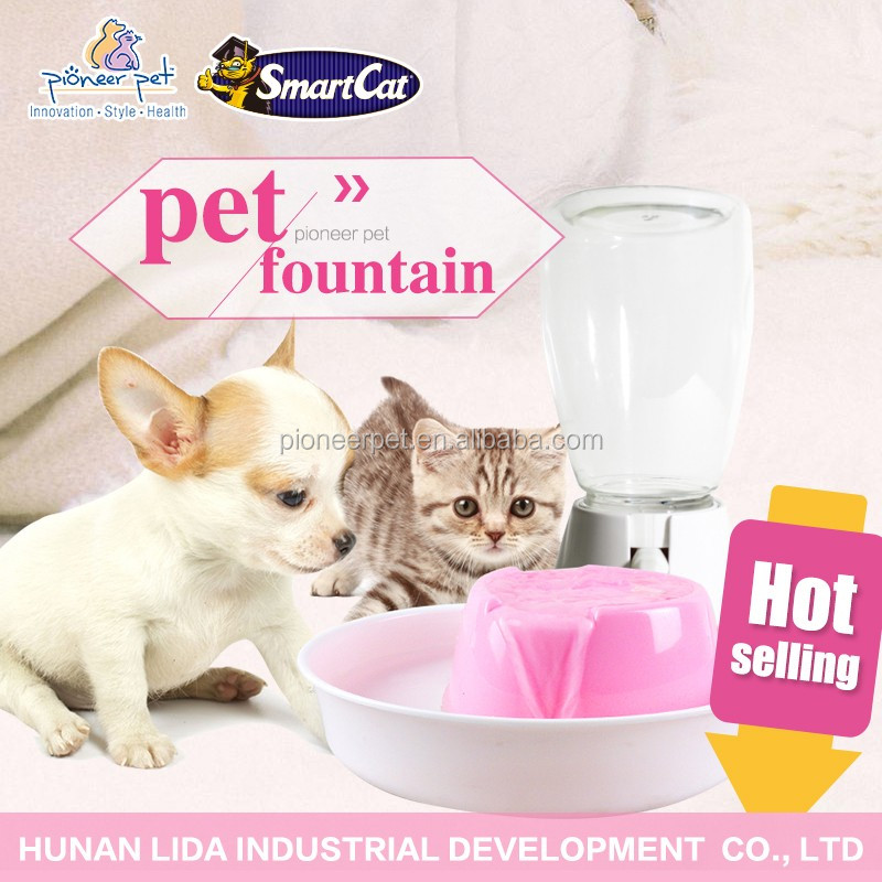 automatic feeder dog fountain pet products