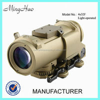 alibaba hot selling Tactical Zooming 4X reticle riflescope