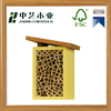 2016 chrismas new design wood insect house bee house