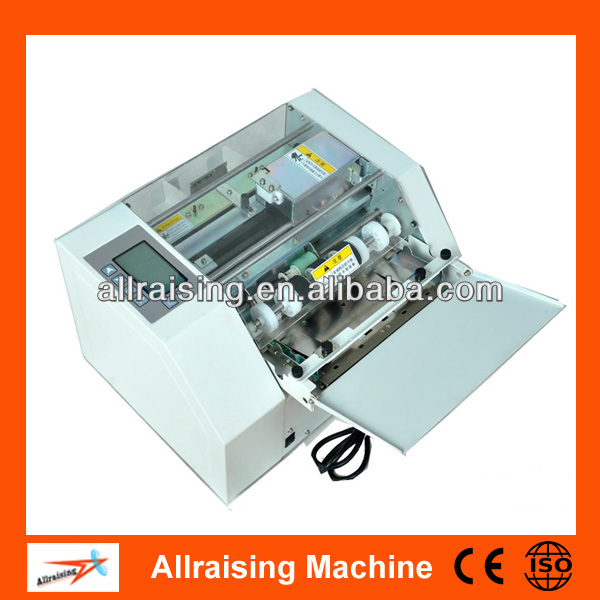 Size Adjustable Automatic A3 Business Card Paper Cutter