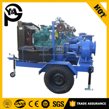 Y&L (China) Mixed-flow Farm Irrigation Diesel Engine Driven Water Pump