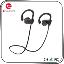 Best sellers Amazon Bluetooth Heaphones Waterproof bluetooth noise cancelling headphones for Sport Headset CVC6.0