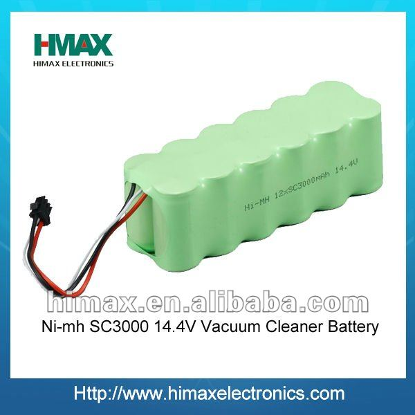 High quality and competitive price SC2000mah nimh 12v light weight battery packs