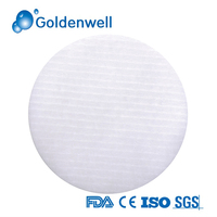 Disposable Female Sanitary Cotton Pad 100% Pure Cotton