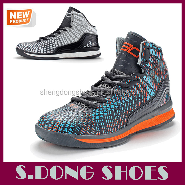 Latest high quality 2017 new basket ball <strong>shoes</strong> in low price