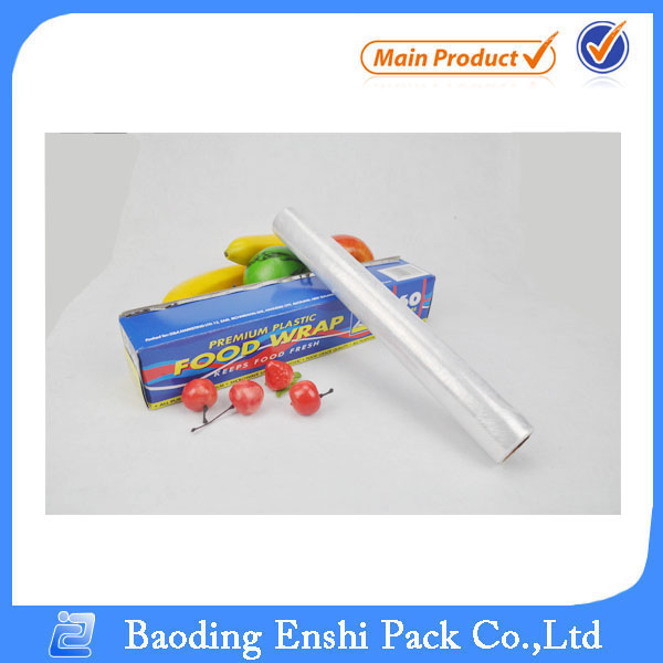 hand and machine cling standard type superior plastic film soft PE stretch film