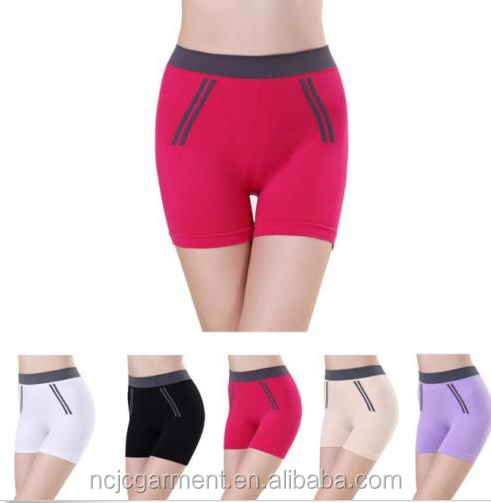 New Fashion Sexy Womens Shorts Gym microfiber softball Yoga Shorts