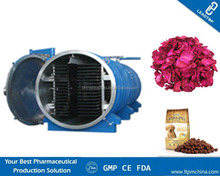 New technology vacuum freeze dryer rose flower