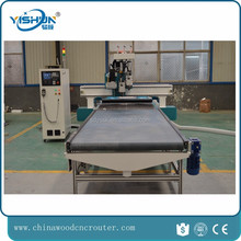 cnc carving machine made in china 1300x2500mm private customized iso30 spindle