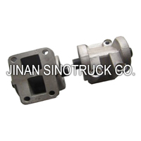 SINOTRUK Spare Parts FUEL FILTER SUPPORT 61500070051
