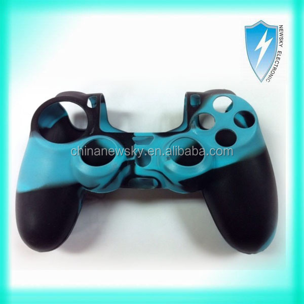 For Ps4 Console Controller Silicone protective Case