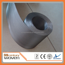 Stainless Steel Extrusion Filter Mesh Belt for Plastic Extruder