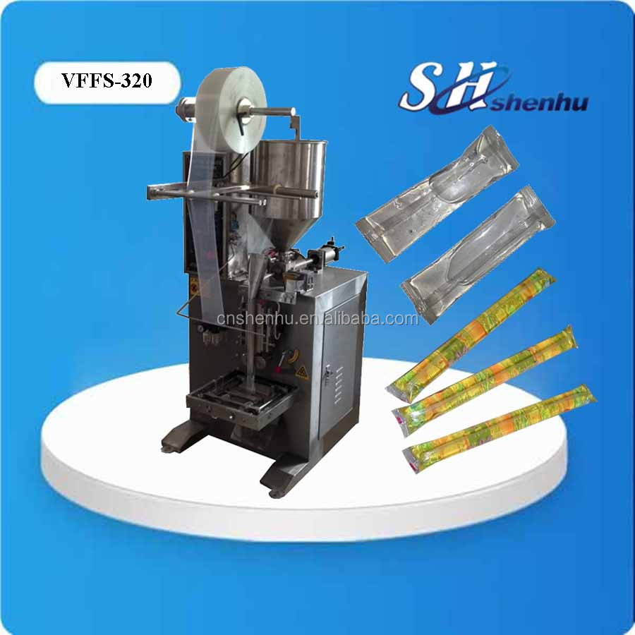 automatic form fill seal machine liquid packaging machine