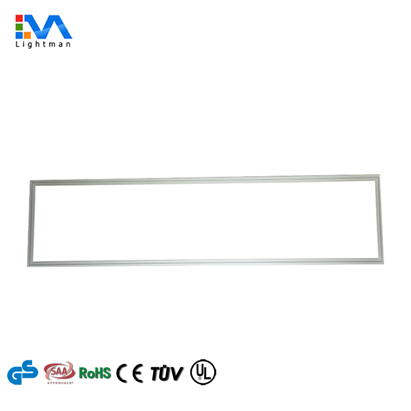 40w 1-10v dimmable anti-glare led <strong>flat</strong> panel lights 300 1200