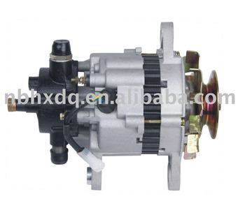 Alternator (MITSUBISHI TRUCKS) CANTER BE BG FB FE FG 4D30 4D31 4D32 4D33 4DR5 4DR6 HX047