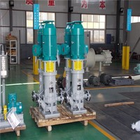 widely used durable low noise Vertical single stage radial split pump