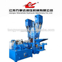 Y83-630 rice straw baling machine manufacture export to