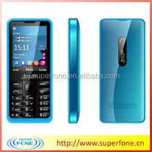 2.0inch dual sim mobile phone with voice changer 301