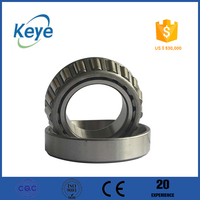 High quality long life chrome steel l44543 inch taper roller bearing