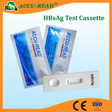 Rapid Test HBsAg One Step Test Cassette