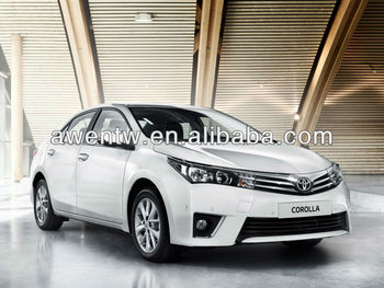 Corolla Altis 7 speed