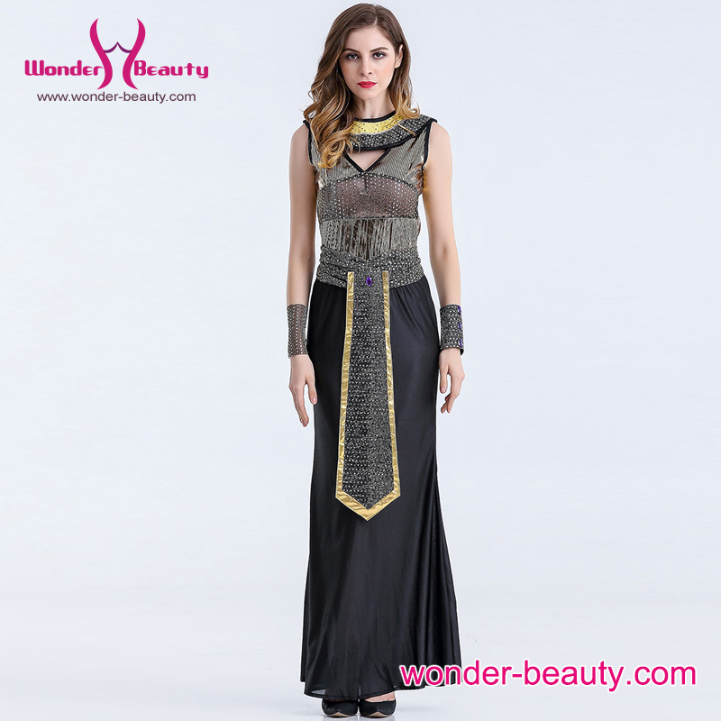 sleeveless halloween dress adult sexy carnival costumes for teens