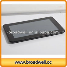 Best Selling 7 inch Capacitive Screen Allwinner A13 1.5GHz android apps free download tablet pc with 2g/3g/wf