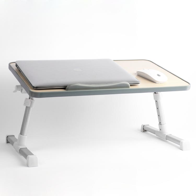 Adjustable Foldable Computer Laptop Lap Desk with Cooling Fan