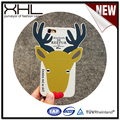 IPhone6S Japanese pear Christmas elk iphone6plus silicone animal cell phone case