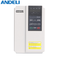 ANDELI 3phase 380V 300hp frequency inverter ADL200G 220KW static frequency converter